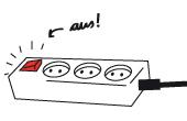 Strom sparen mit automatischen Steckdosenleisten