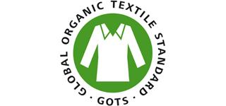 GOTS-Siegel für Textilien
