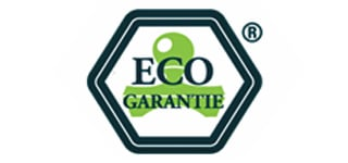 Ecogarantie-Siegel für Bio-Reinigungsmittel