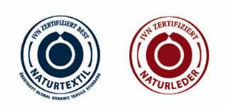 IVN-Siegel für Naturtextilien und Naturleder