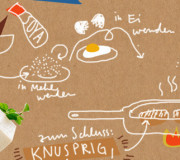 Fleischersatz: Tofu, Seitan, Lupine, Quorn, Tempeh