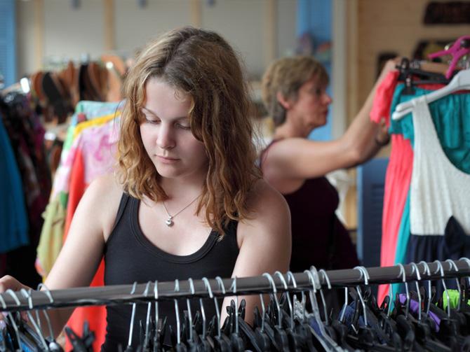 Nachhaltige Kleidung: Gebraucht kaufen