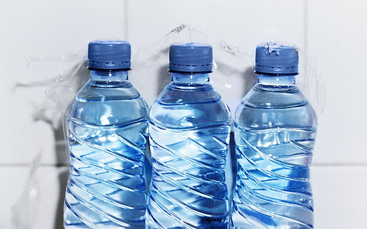 Verpackung vermeiden: Plastikflaschen