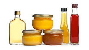 Unverderbliche Lebensmittel - lang haltbare Lebensmittel, die niemals verderben