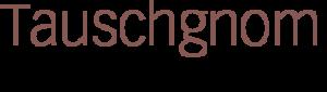 Tauschgnom Logo