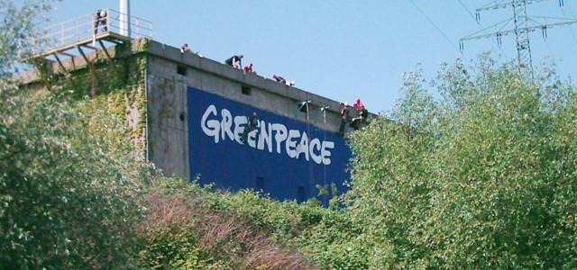Greenpeace (Foto: GeorgHH, Gemeinfrei/PD)