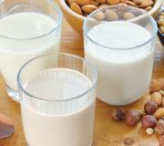 Pflanzlicher Milchersatz – Milchalternativen