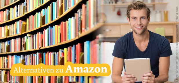Alternativen zu Amazon