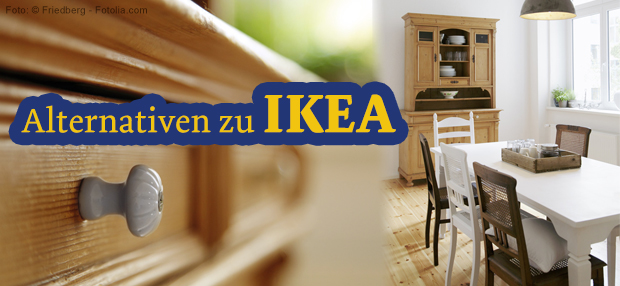 Alternativen zu Ikea