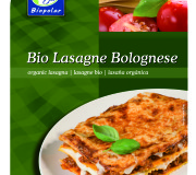 Bio Lasagne Bolognese (Bild: Ökofrost/Biopolar)