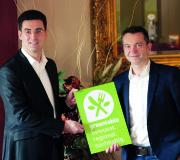Macus Ramster und Matthias Tritsch, Inhaber Greentable