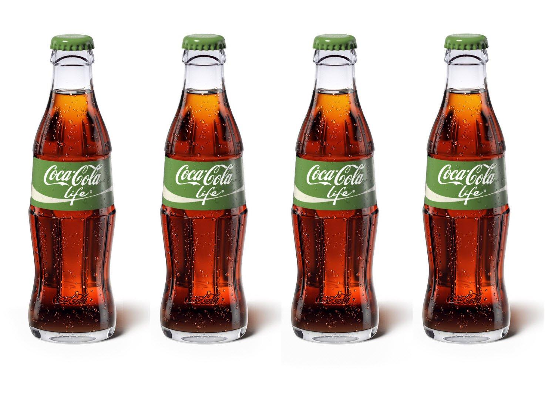 Coca-Cola Life: \