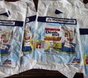 dm verzichtet auf kostenlose Plastik-Tüten