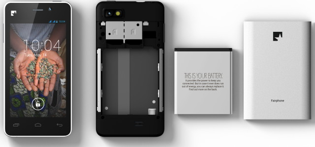 Fairphone – erste Edition © fairphone