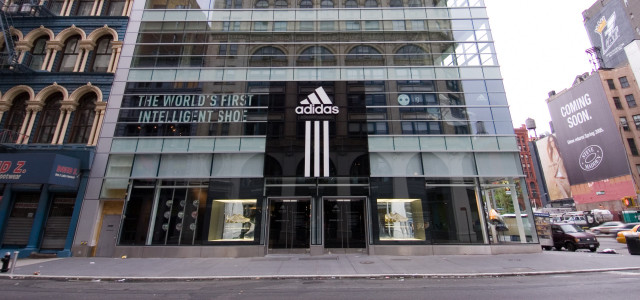 Adidas NYC (Foto: Adidas)