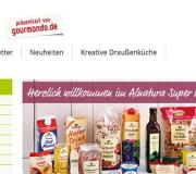 So sieht der neue Online-Shop von Alnatura aus