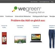 WeGreen Nachhaltige Ampel Plugin