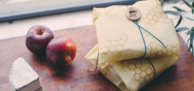 Plastikfreie Folie: Bee's Wrap