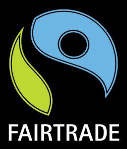 Siegel Fairtrade TransFair e.V. für Fairtrade Schokolade