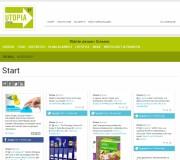 Utopia Blog Hub (Screen)