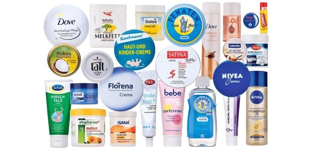 Mineralöl in Kosmetika