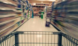 Auch im Supermarkt gibt's immer mehr Bio-Auswahl.