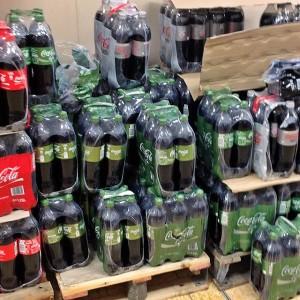 Einwegflaschen beim Discounter