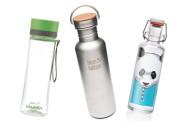 BPA-frei, langlebig, trendig:  Diese Trinkflaschen sind empfehlenswert