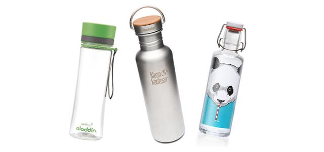 Bestenliste BPA-freie Trinkflaschen