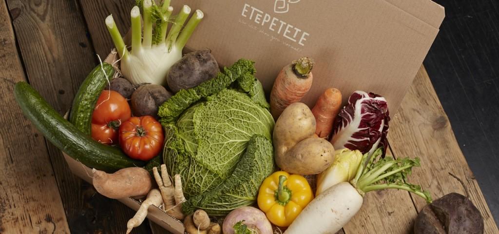 Etepetete-Gemüsekiste: krumm, aber bio, regional und saisonal