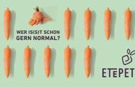 """Etepetete: """"krumme"""" Gemüsekiste gegen Lebensmittelverschwendung"""