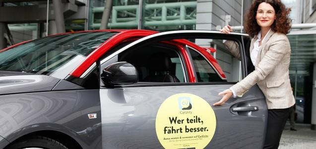 Opel Carsharing: Carunity