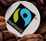 Kaffee ist nur ein Produkt von vielen, die es mit Fairtrade-Siegel gbt