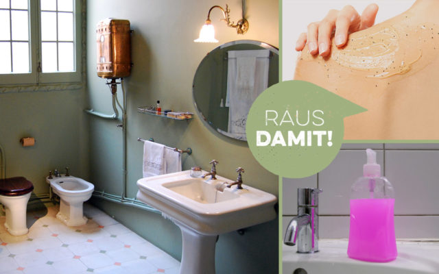 11 Dinge, die aus deinem Bad verschwinden sollten - Utopia.de
