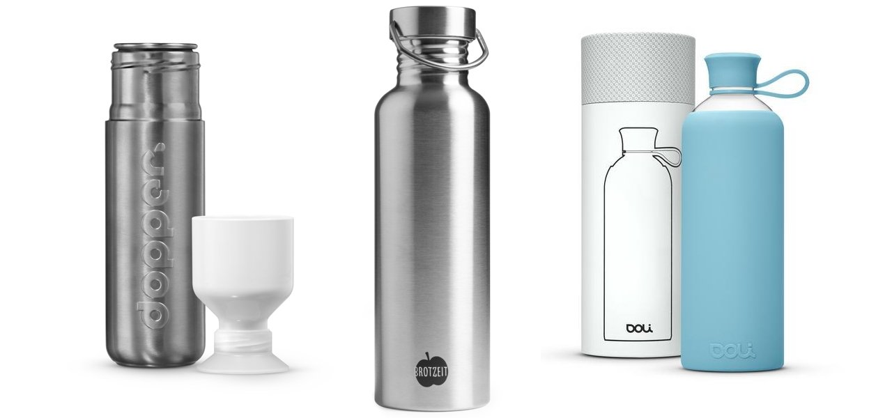 Doli Bottles, Dopper, Brotzeit