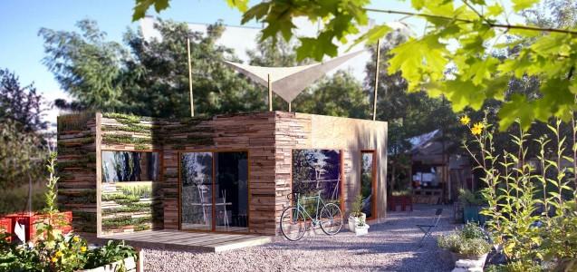 Das Nest Das Tiny House Zum Selberbauen Utopia De
