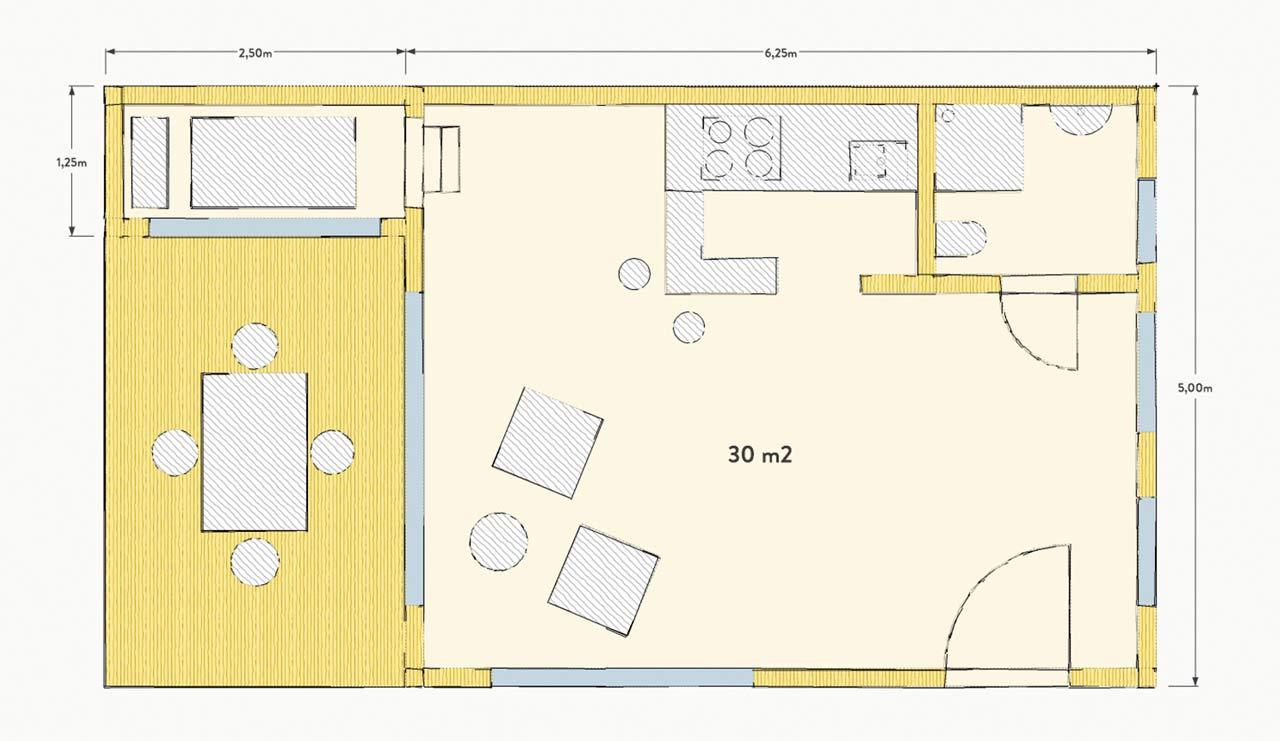 Beliebt Das Nest – Das Tiny House zum Selberbauen - Utopia.de CK99