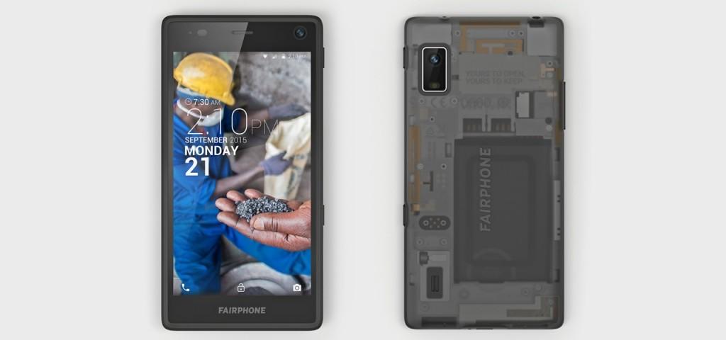 Das Fairphone 2 kann man in Deutschland, Österreich und Holland bestellen