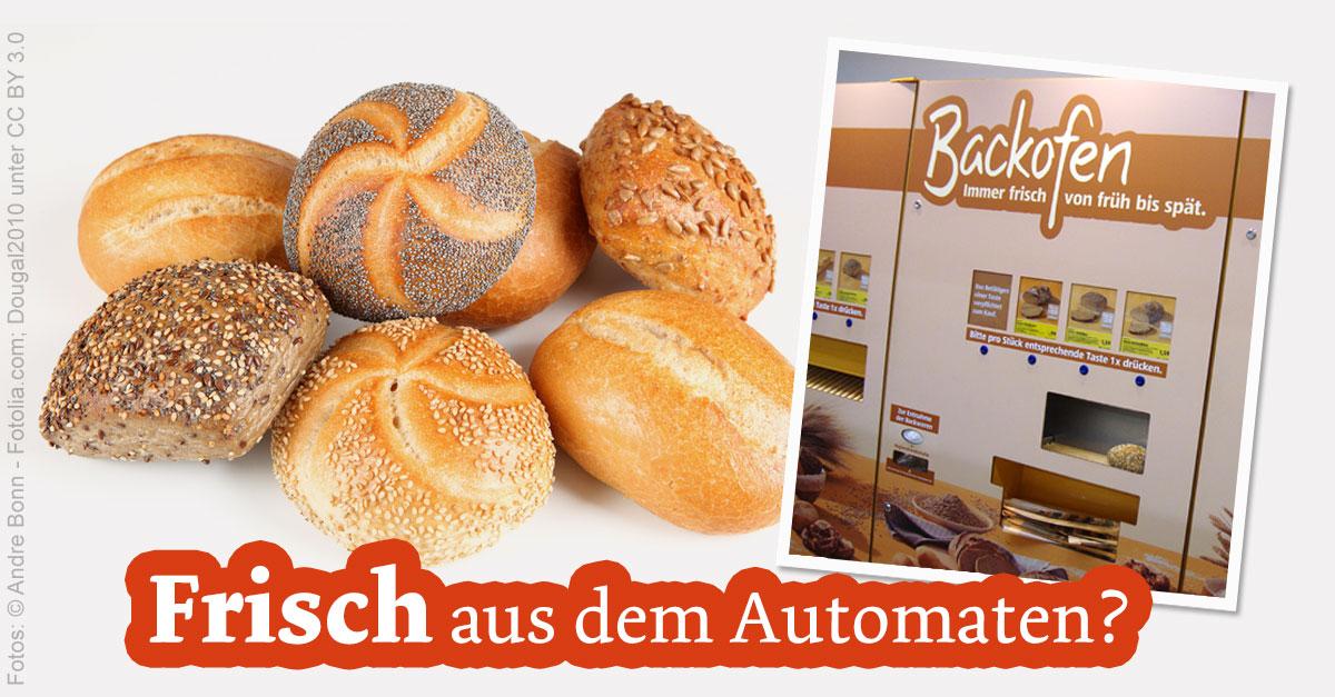 So dumm isst Deutschland Brot - Utopia.de