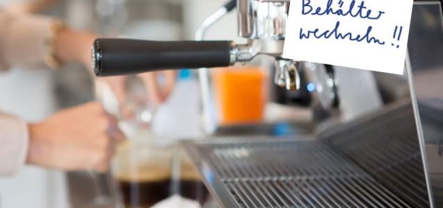 Kaffeeemaschinen sind anspruchsvoller als man so denkt.