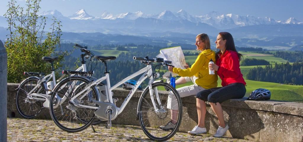 Mit der erheblichen Treterleichterung kann man sich an Touren wagen, die sonst kaum zu bewältigen gewesen (Foto: Christof Sonderegger/Pressedienst Fahrrad)