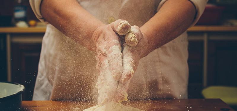 Gutes Brot wird in der Backstube hergestellt, nicht in der Backfabrik