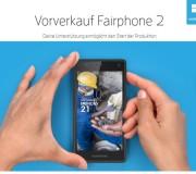 Fairphone 2: Vorverkauf ist gestartet