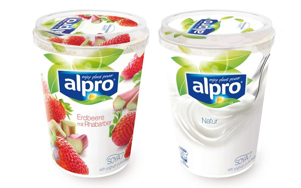 Joghurt Alternative Alpro