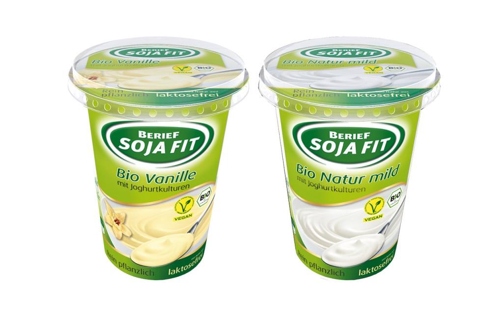 Joghurt Alternative Berief