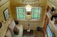 The Tiny Tack House: Ein mobiles Märchenhaus auf 13 Quadratmetern