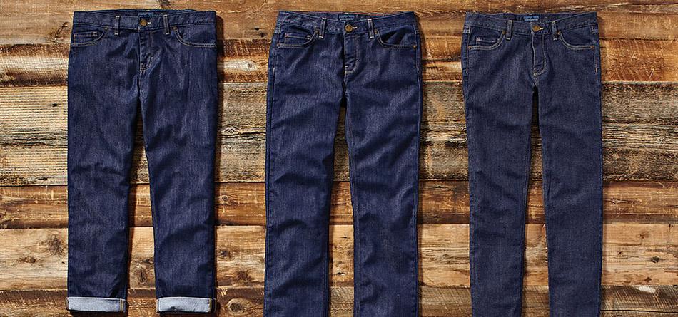 neu authentisch weltweit verkauft an vorderster Front der Zeit Saubere Jeans: Patagonia will den Markt verändern - Utopia.de