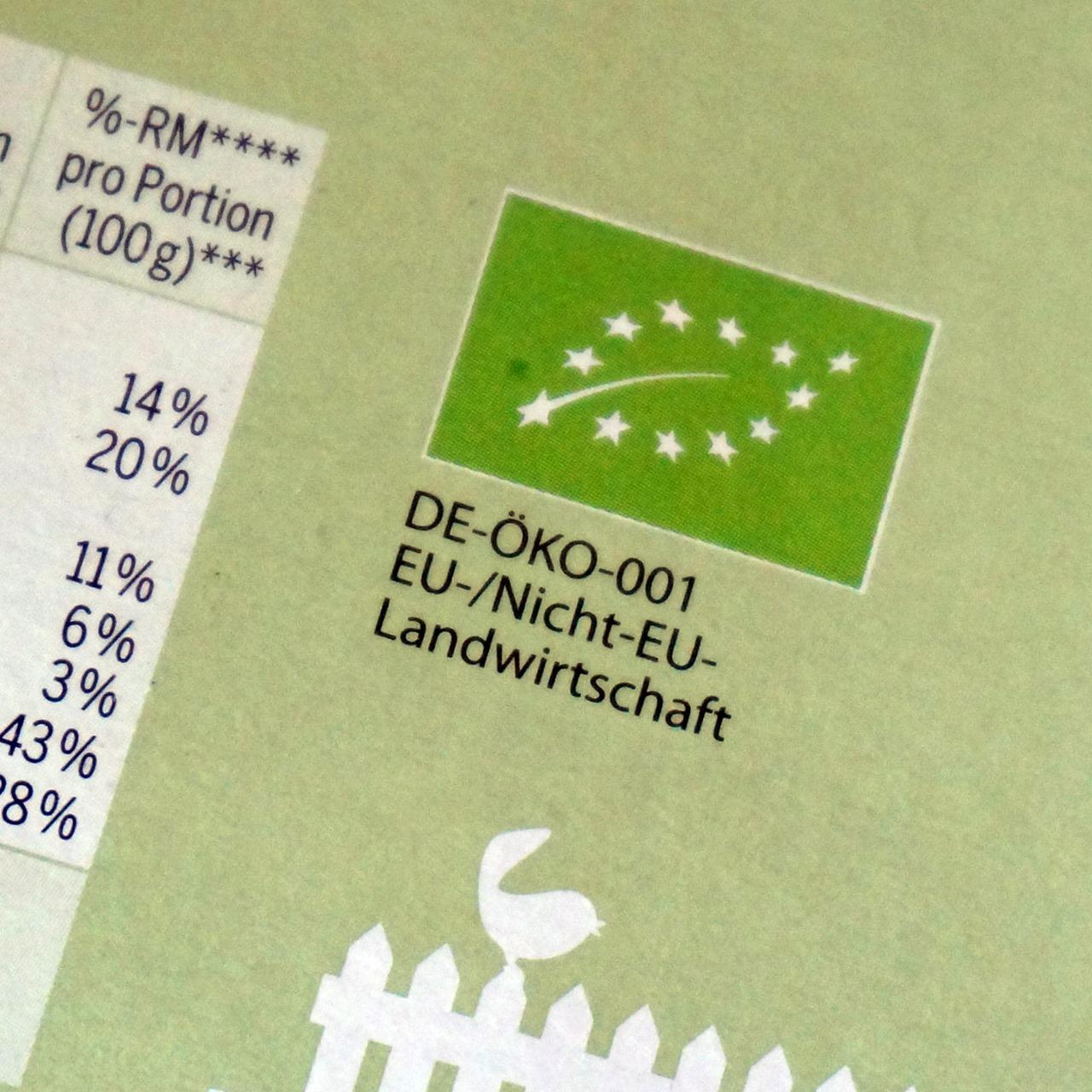 EU-Bio-Siegel: Auf die Herkunft achten