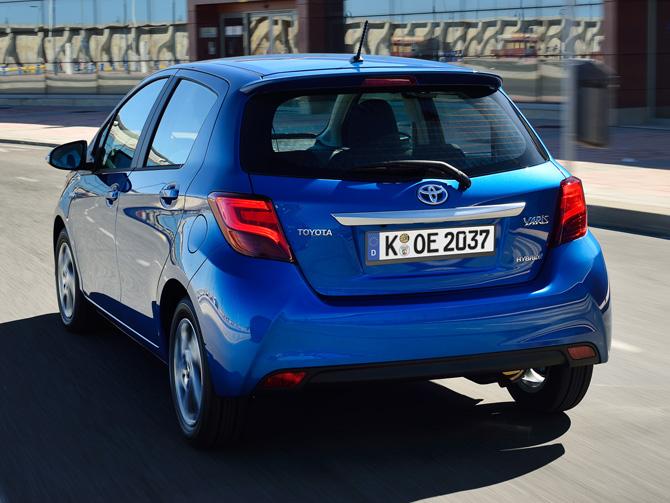 Toyota tauscht Diesel gegen Hybride ein