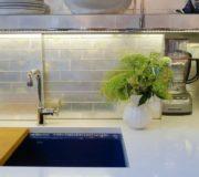Fehler in der Küche, Waschbecken